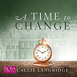 A Time to Change audiobook cover art