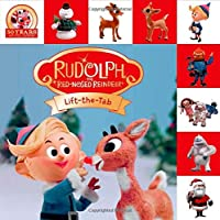 Rudolph the Red-Nosed Reindeer (Lift-The-Flap Tab Books)