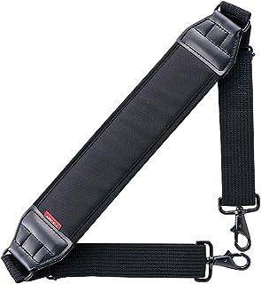 サンワサプライ AIRセルショルダーベルト(ストレートタイプ) バッグ用 肩掛け 負担軽減 BAG-BELT2N