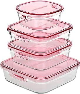 LINGLING Alimentation Rangement et organisation Services Verre repas Préparation des conteneurs couverts Leakproof aliment...