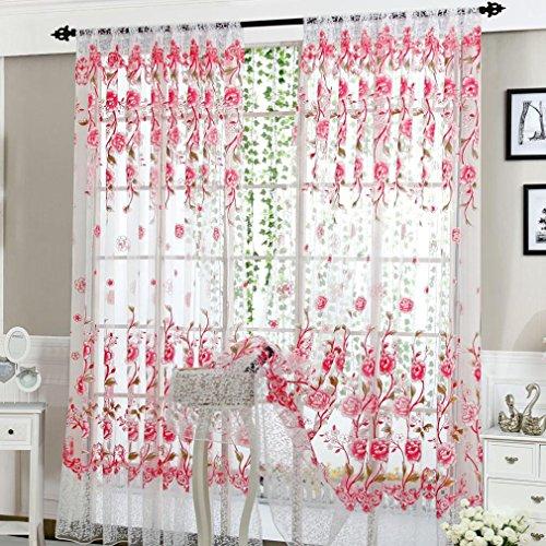 cortinas para cocina blancas 140x140