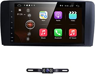 hizpo in Dash 9 Inch Android 9.0 Car Radio GPS Navigation Stereo for Mercedes Benz ML GL W164 Auto GPS Navigation WiFi Bluetooth Touch Screen Mirror Link DAB OBD2 DVR TPMS