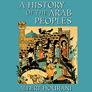 A History of the Arab Peoples audiobook cover art