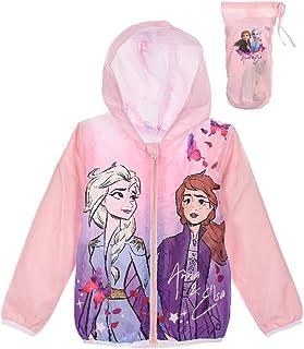 Disney, Frozen 2 - Chaqueta impermeable para niña