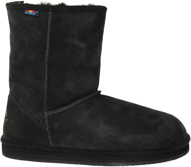 Rainbow Sandals Mens Baja Boots - Black 13