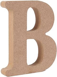 Decorativo De madera Letras, Original Color 26 Alfabeto