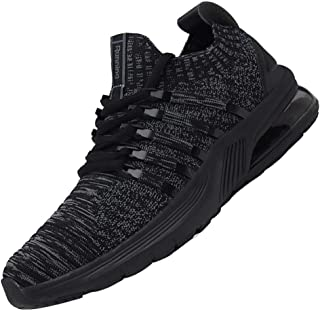 Running Shoes for Mens Womens Breathable Air Cushion Gym Lightweight Tennis Sport Walking Athletic Casual Footwear Sneakers