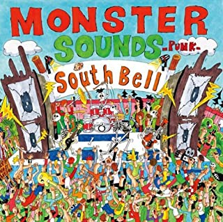 MONSTER SOUNDS!!!-PUNK-