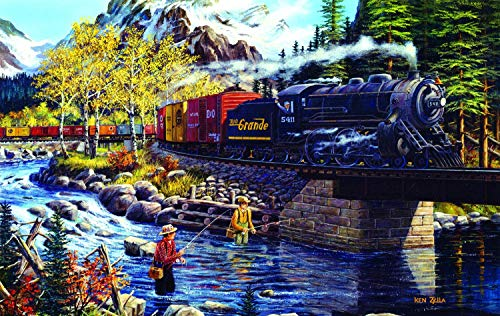 Cascade Run 500-teiliges Puzzle20,5 * 15...