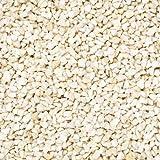 Dekogranulat / Dekosteine (2-3 mm), 1 kg, creme