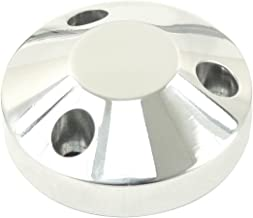 Empi 16-8105-0 Billet Aluminum Hub Cover, All Aluminum EMPI Steering Wheels