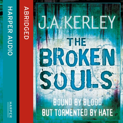The Broken Souls audiobook cover art