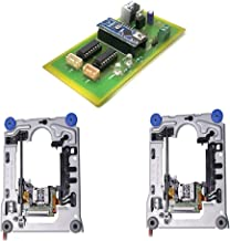 Nktronics dvd cnc control board with servo and laser output with dvd stepper motor board for diy dvd pen engraver and lase...