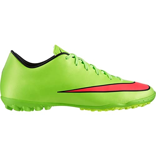 Nike MERCURIAL VICTORY V TF Electric Green Black Volt Hyper Punch US sz 508d9b7397