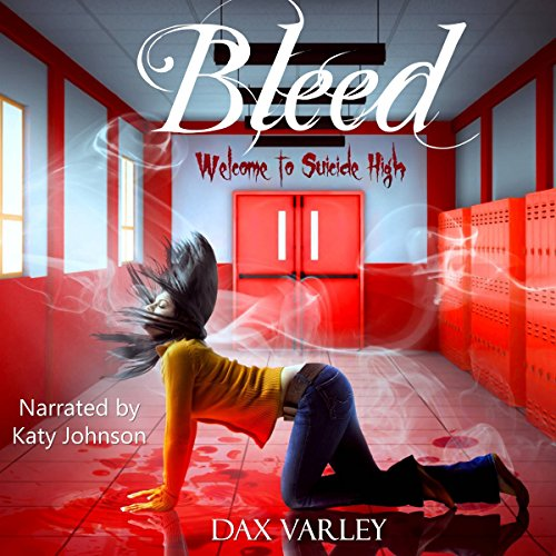 Bleed audiobook cover art