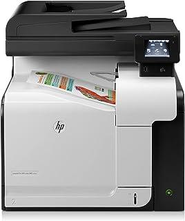 HP Pro 500 Color MFP M570dn Laser Printer, White [CZ271A]