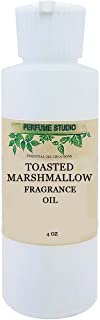 Fragrance Oil 100% Straight Pure Perfume Strength for Soap, Bath Bombs & Candle Making, Incense and Perfume Body Oils (TOASTED MARSHMALLOW)