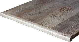 OLD ASHIBA 天板 幅はぎ材 厚35×幅770(4枚あわせ)×長さ1610mm 足場板 古材 無塗装