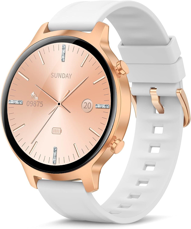 Smart Watch for Max 58% OFF Women Men 1.3