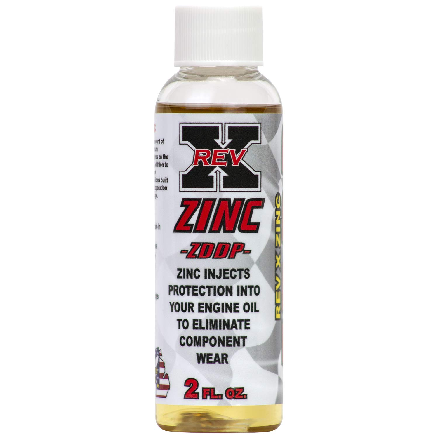 REV X ZDDP Oil Additive Concentrated