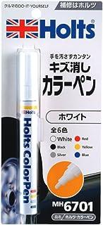 ホルツ ペイント塗料 ペンタイプ塗料 カラーペン ホワイト 13ml Holts MH6701 手を汚さす簡単キズ消し
