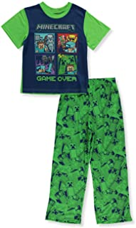 Minecraft Game Over 2-Piece Pajamas