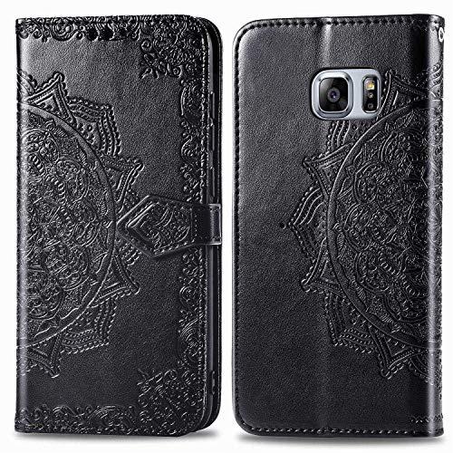 custodia portafoglio samsung s6 THRION Galaxy S6 Edge Plus Cover