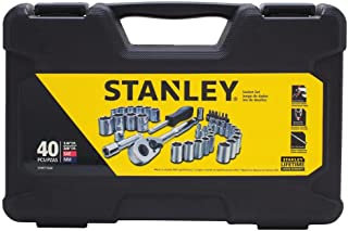 stanley 40 piece socket set