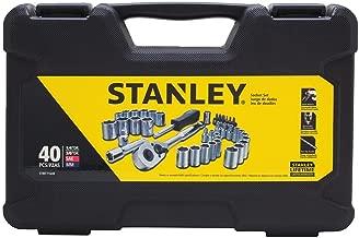 Stanley STMT71648 40-Piece Socket Set