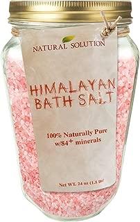 Natural Solution Himalayan Bath Salt Bag,Soften & Moisturize Your Skin,Bath for Therapy - 1.5 lbs