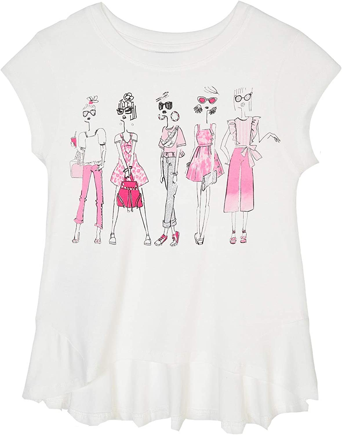 Mayoral - S/s Girl t-Shirt for Girls - 6005, Pink