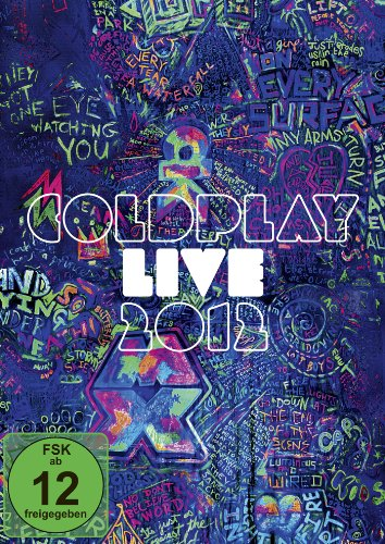 coldplay live dvd 2017