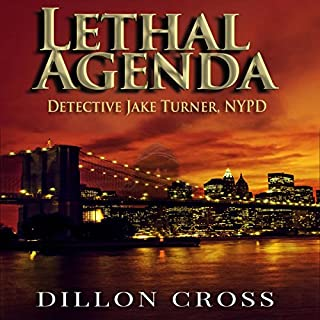Lethal Agenda audiobook cover art