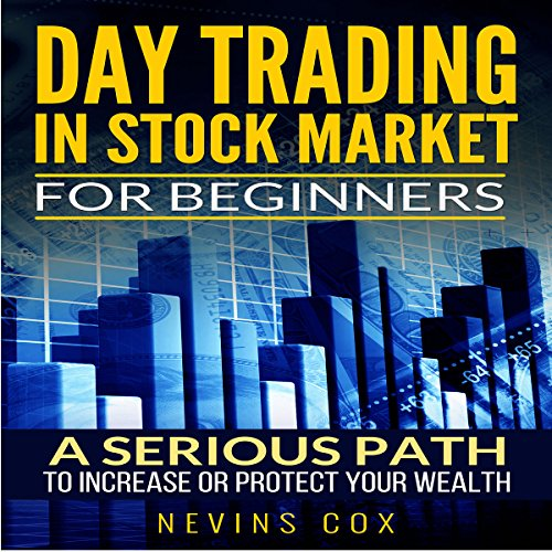 Day Trading in Stock Market for Beginners audiobook cover art