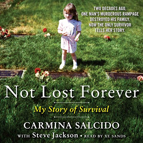 Not Lost Forever: My Story of Survival audiobook cover art