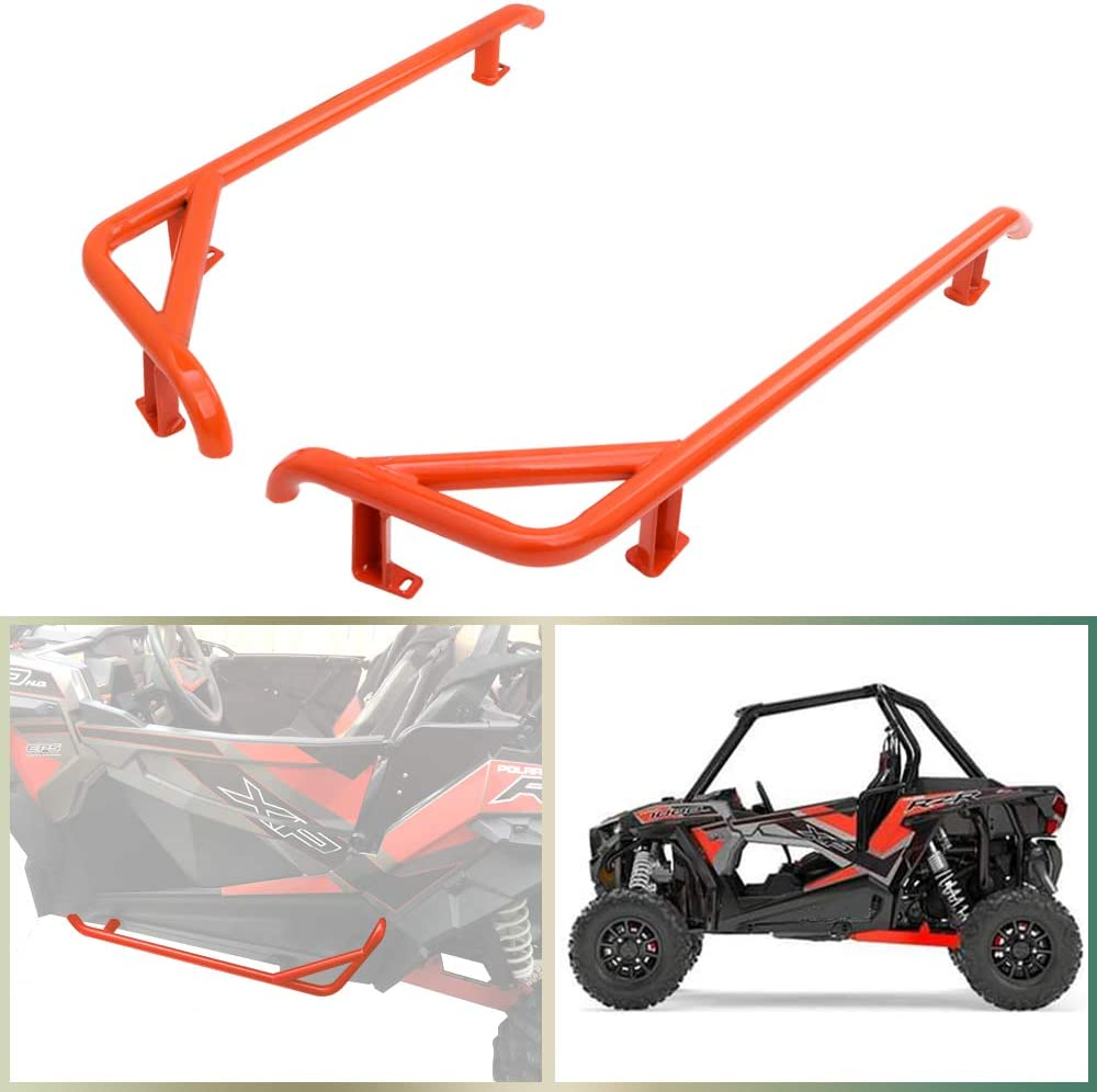 NIXFACE Nerf Bars Ranking TOP12 Rock Sliders Fit for RZR SEAL limited product 1000 2014-2021 XP Tur