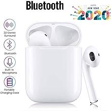 Auriculares inalámbricos Bluetooth 5.0, micrófono