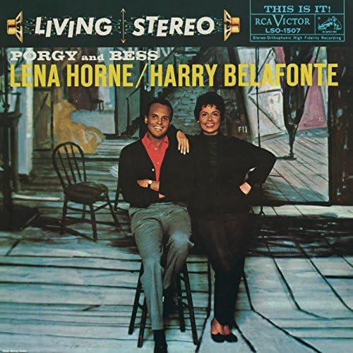 Lena Horne & Harry Belafonte
