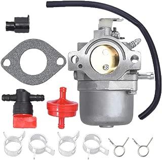 Anxingo LMT 5-4993 Walbro Carburetor for Briggs & Stratton 799728 498027 499161 498231 494502 494392 495706 498134 496592 699318 699737 699856 699896 28V707 Carb