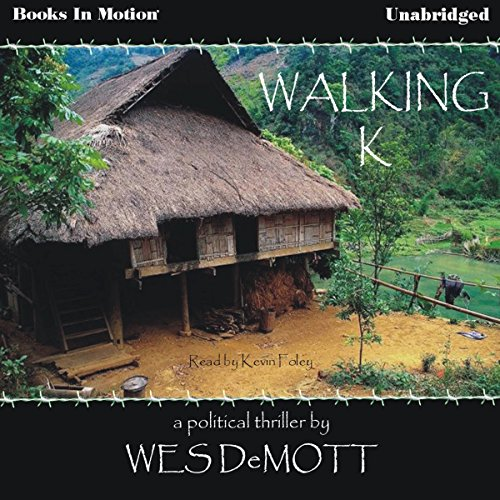 Walking K audiobook cover art