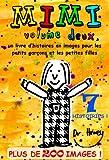 Mimi volume deux, un livre d'histoires en images pour les petits garçons et les petites filles (Mimi fr t. 2)