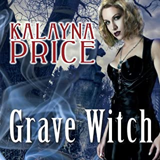 Grave Witch audiobook cover art