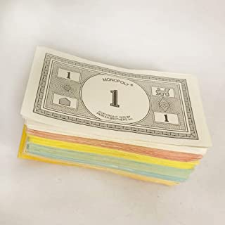 Monopoly Money Replacement Set - Vintage Style