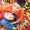 Muscccm 400 Pezzi Assortiti Foglie d'Acero Artificiali Colorate Miste Autunnali per Matrimoni, Ringraziamenti, Eventi e Decorazioni per Esterni in Foglia d'Acero #1