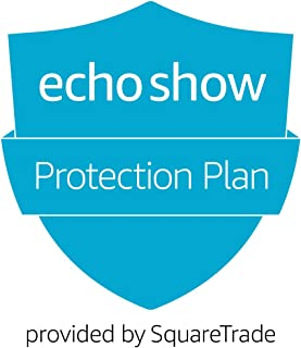 2-Year Accident Protection Plan for All New Echo Show 3rd Gen