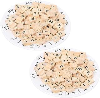 تعلم تنمية الاهتمام بالبلاط الأبجدي الخشبي المتين (أحرف صغيرة مختلطة)
