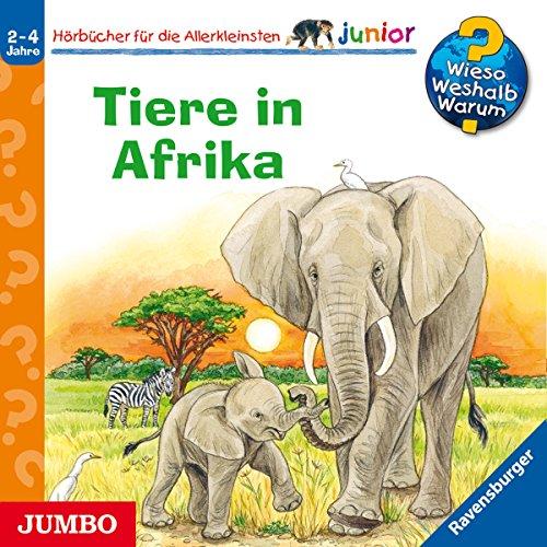 Tiere in Afrika Titelbild
