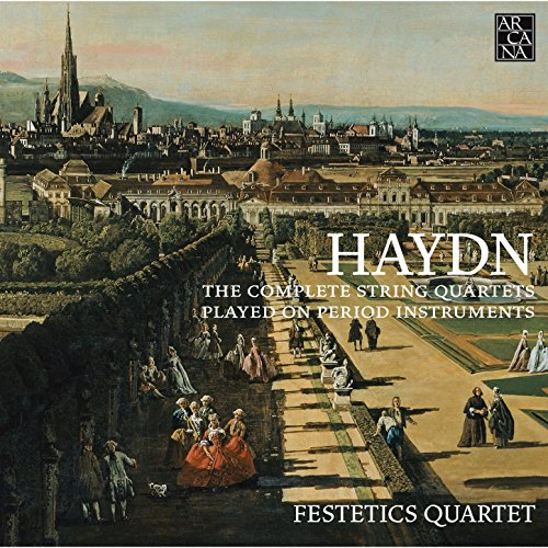 Haydn: The Complete String Quart...