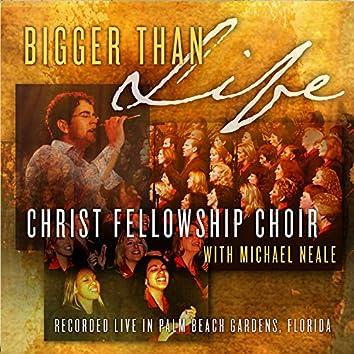 Bigger Than Life (feat. Michael Neale) [Split Trax]
