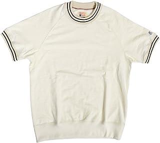 (トッドスナイダー) TODD SNYDER × CHAMPION SHORT SLEEVE RAGLAN CREW Tシャツ (並行輸入品)